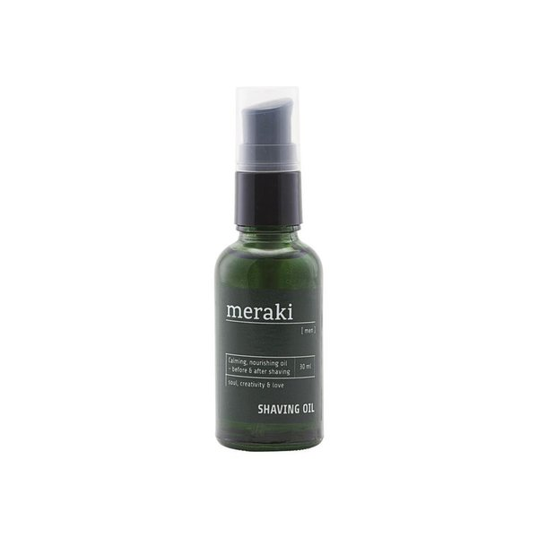 Meraki Men partaöljy 30 ml