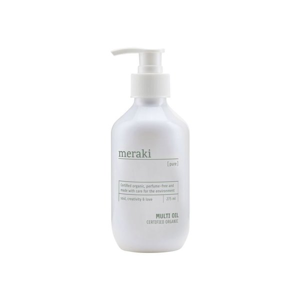 Meraki Pure Multi Oil, hoitoöljy 275 ml