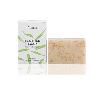 NURME Tea Tree Oil Soap -Teepuusaippua 100g
