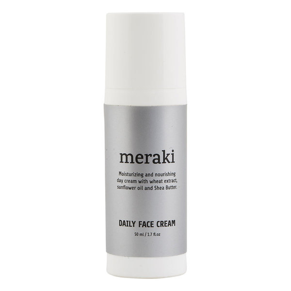 Meraki Daily Face Cream -päivävoide 50 ml