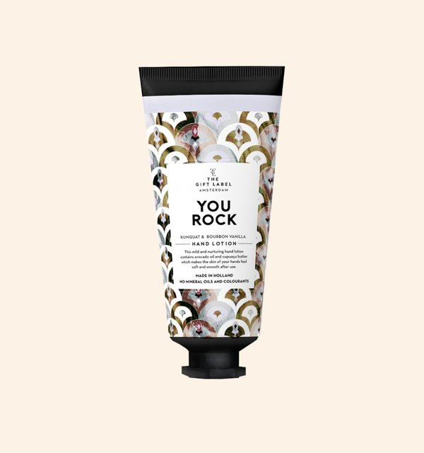 The Gift Label Hand Lotion, You Rock, käsivoide 40 ml