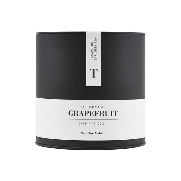 Nicolas Vahé Early Grey Greippi irtotee 100 g